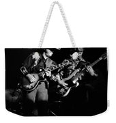 Marshall Tucker Winterland 1975 #4 Weekender Tote Bag