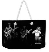 Marshall Tucker Winterland 1975 #8 Weekender Tote Bag
