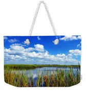 Marsh Lands Weekender Tote Bag