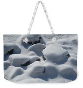 Marshmallow Rocks Weekender Tote Bag
