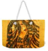 Martha And Babe - Tile Weekender Tote Bag