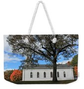 Martha Mary Chapel In Sudbury Ma 2 Weekender Tote Bag