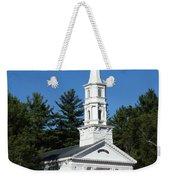 Martha-mary Chapel Weekender Tote Bag