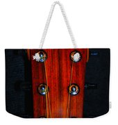 Martin And Co. Headstock Weekender Tote Bag
