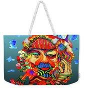 Martin-hardy-hula-girl1 Weekender Tote Bag