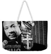 Martin Luther King Day Weekender Tote Bag