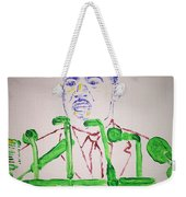 Martin Luther King Weekender Tote Bag