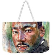 Martin Luther King Jr. Painting Weekender Tote Bag