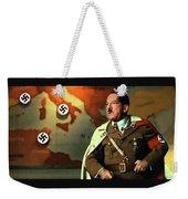 Martin Wuttke As Adolf Hitler Number One Inglourious Basterds 2009 Color Added 2016 Weekender Tote Bag