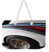 Martini Racing Lines Weekender Tote Bag