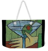 Martini Time - Within Reach Weekender Tote Bag
