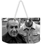 Marty And Guy Weekender Tote Bag