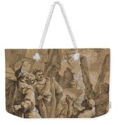 Martyrdom Of Saint Andrew Weekender Tote Bag