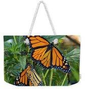 Marvelous Monarchs Weekender Tote Bag