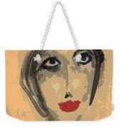 Mary Weekender Tote Bag