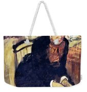 Mary Cassatt (1845-1926) Weekender Tote Bag