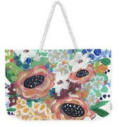 Mary Delores Weekender Tote Bag