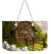 Mary Had A Little Lamb Weekender Tote Bag