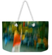 Mary Jane Weekender Tote Bag