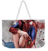 Mary Jane Parker Weekender Tote Bag