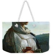 Mary Madgalen Weekender Tote Bag by JR Herbert