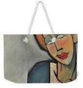 Mary Muses Weekender Tote Bag