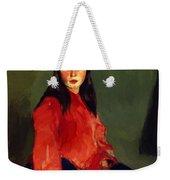 Mary Of Connemara 1913 Weekender Tote Bag