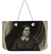 Mary Todd Lincoln, First Lady Weekender Tote Bag