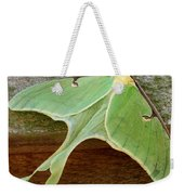Maryland Luna Moth Weekender Tote Bag