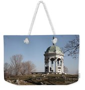 Maryland Monument At Antietam Weekender Tote Bag