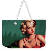 Marylin Monroe Weekender Tote Bag