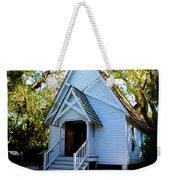 Mary's Chapel Weekender Tote Bag