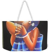 Masaai Kid Weekender Tote Bag