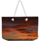 Masai Mara Sunset Weekender Tote Bag