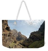Masca Valley Entrance 2 Weekender Tote Bag