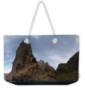 Masca Valley Entrance Panorama Weekender Tote Bag