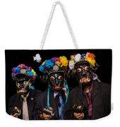 Mascaras Weekender Tote Bag