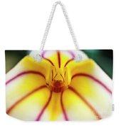 Masdevallia Orchid Weekender Tote Bag