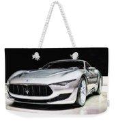 Maserati Alfieri Concept 2014 Weekender Tote Bag