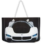 Maserati Birdcage 75th Concept Weekender Tote Bag