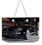 Maserati Gransport Weekender Tote Bag