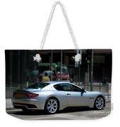 Maserati Granturismo S Weekender Tote Bag