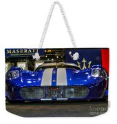 Maserati Racer Weekender Tote Bag