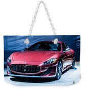 Maserati Weekender Tote Bag
