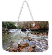 Mash Fork Falls Weekender Tote Bag