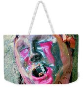 Mask Attached To Trunk 1 Weekender Tote Bag