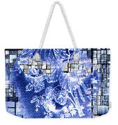 Mask Of The Great Lady Weekender Tote Bag