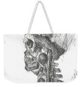 Mask Off Weekender Tote Bag
