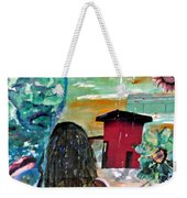 Masks Of Life Weekender Tote Bag