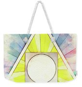 Masonic Symbolism - Alchemy Weekender Tote Bag